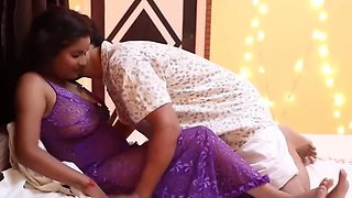 Two desi couples having fun in a short web series
