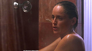 Sharon Stone - Hot Sex Scene From The Specialist