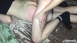 Girlfriend Fucking Doggystyle With Stranger