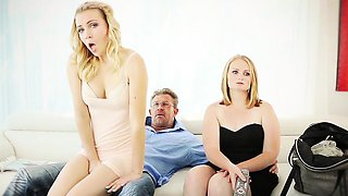 FamilyStrokes- Mom Bails Son Out To Fuck