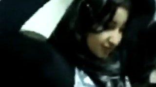 Doctor fucking arabic woman