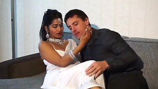 Desi sexy savitha aunty with neighbour robert