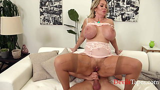 Don't Be Nervous Stepson, I LOVE Anal