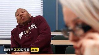 Brazzers Big Tits at School Alura TNT Jenson Ricky Johnson My Prof's Filthy Mouth