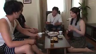 Japanese mom fucked in kitchen full video : https:bit.lyFull30minVideo