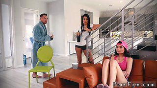 Family fisting and mom taboo english dub Family Shares A Bed