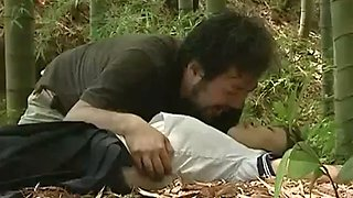 Chloroformed 19Yrs. Old Gets Dragged Into The Woods