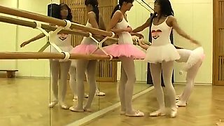 Teen brutal Hot ballet doll orgy