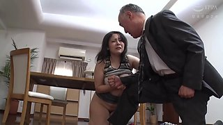 DDOB-061 Thick Wife In Insemination Fuck In Front Of Husband