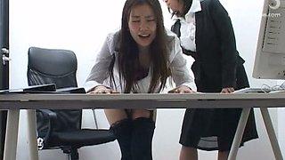 Spanking The Secretary