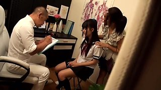 Sexual Japanese Massage Uniform School Teens Collection