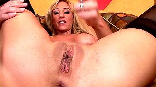 Blondes Love Dick - Cougar Regan Anthony